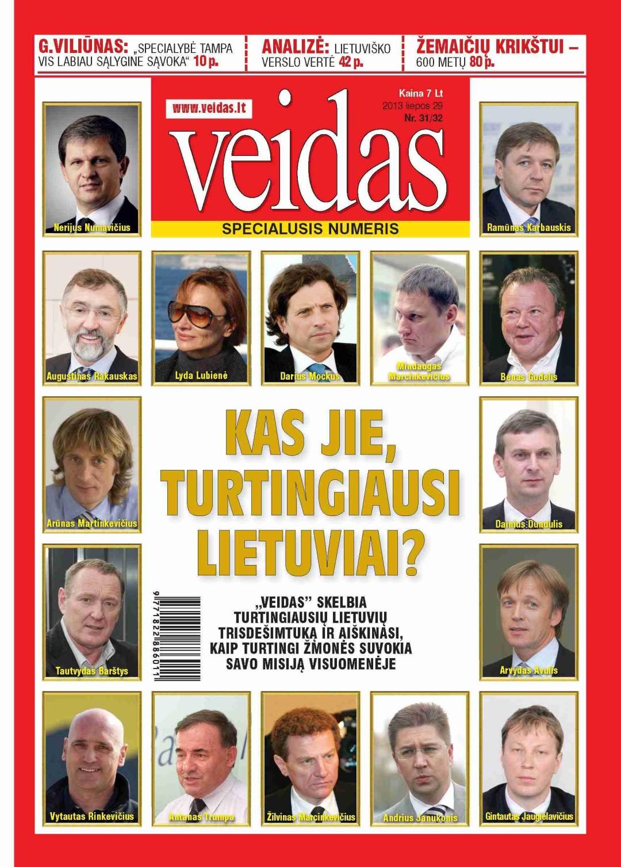 """Žurnalas """"Veidas"""" apie įgalinimą"""