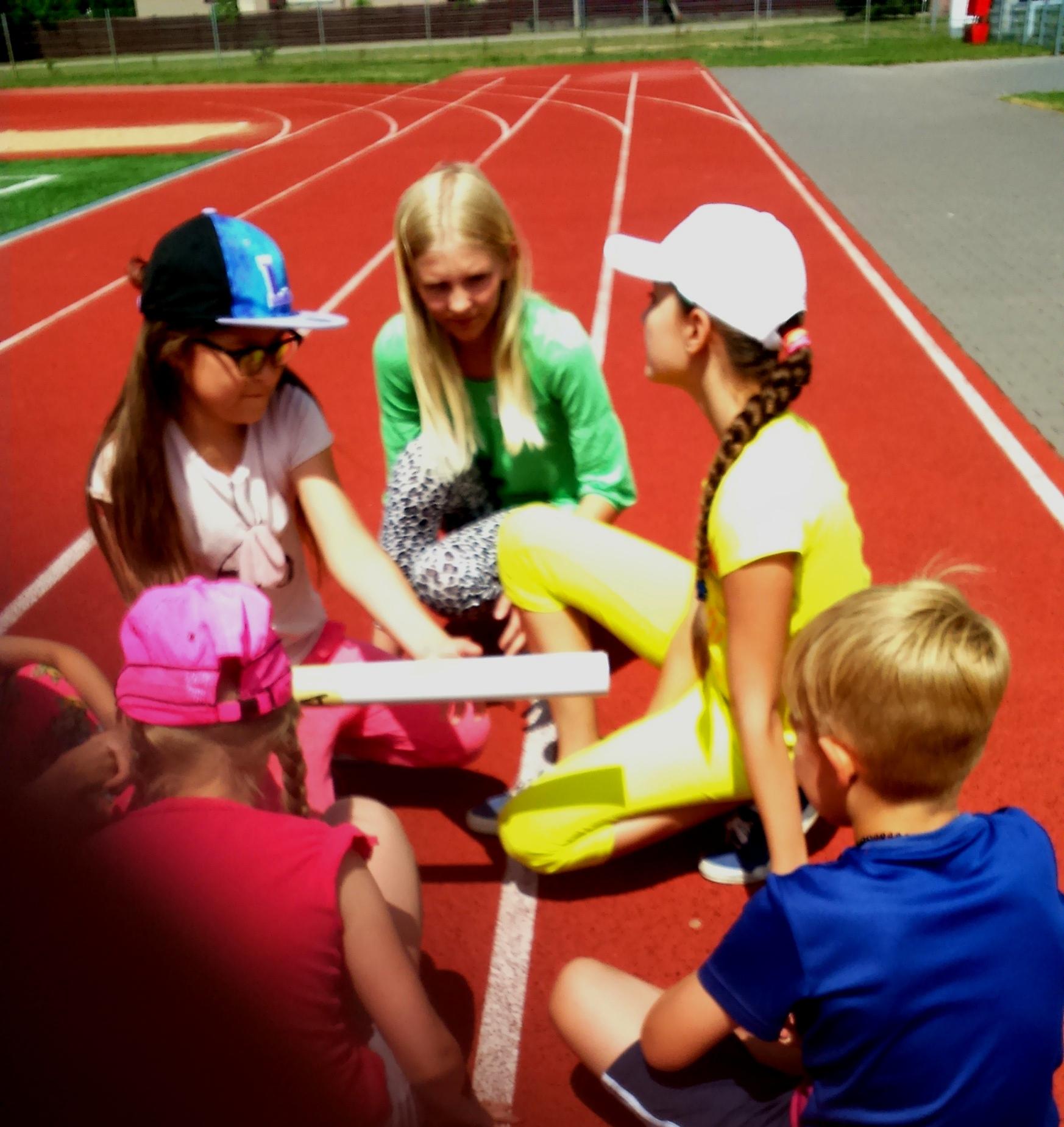 O kaip darbą komandoje supranta vaikai?