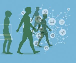 IT įmonės evoliucionuoja greičiau