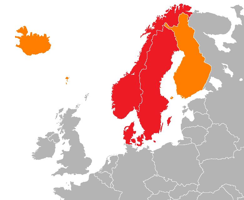 Skandinavų receptas